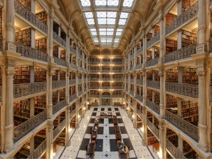 George-peabody-library